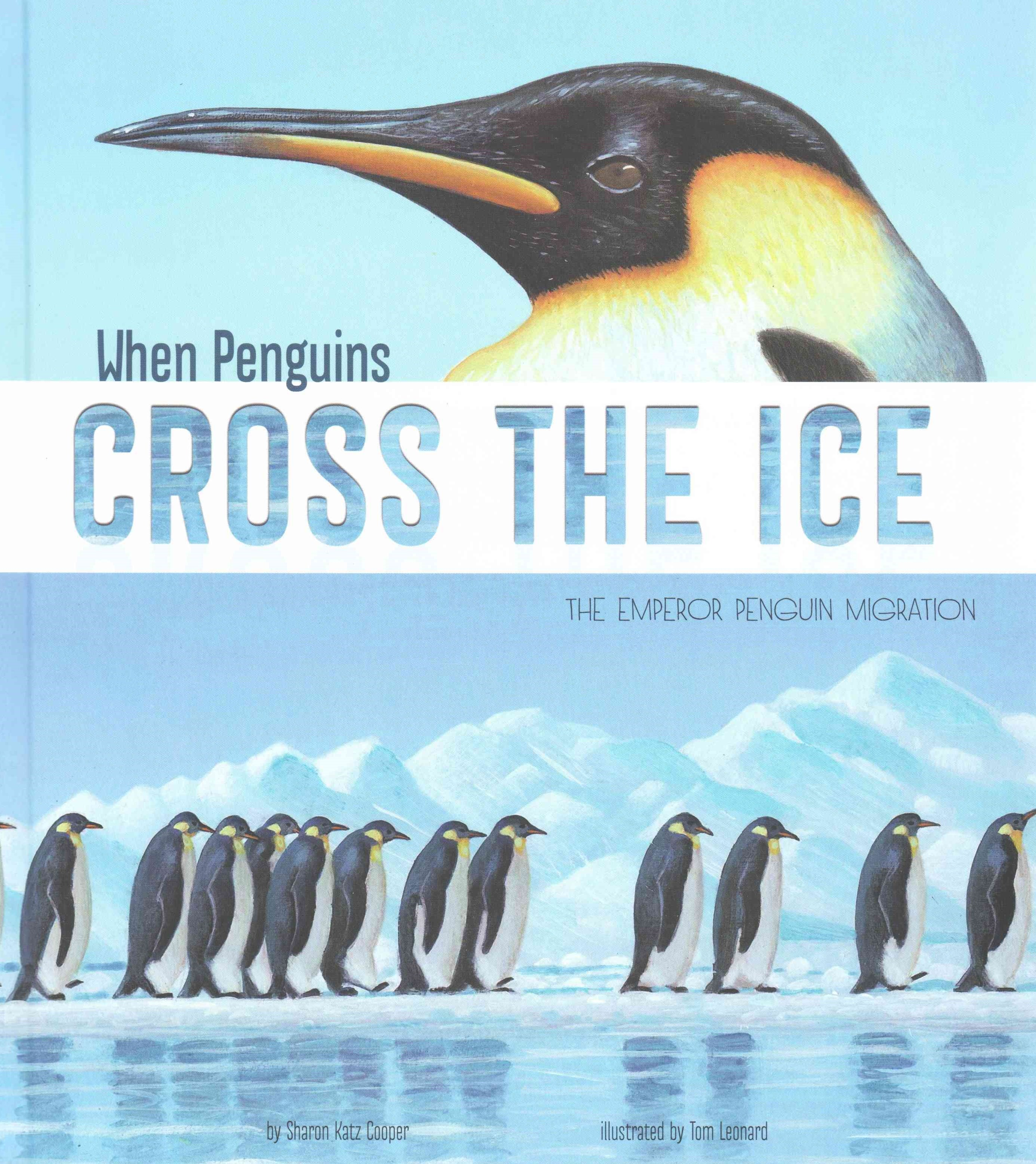 When Penguins Cross the Ice
