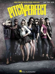 Pitch Perfect by Anna Kendrick (9781480340763) - PaperBack - Entertainment Sheet Music
