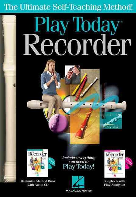 Play Recorder Today! Complete Kit