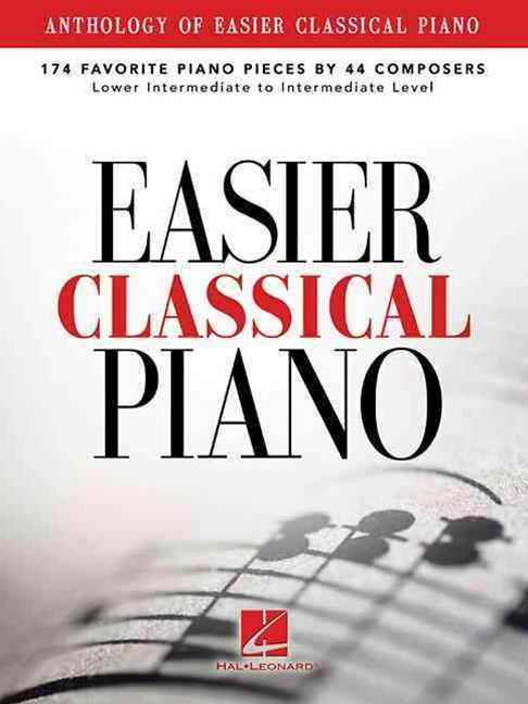 Anthology of Easier Classical Piano
