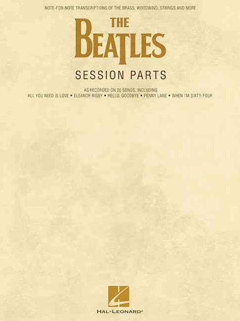 The Beatles' Session Parts