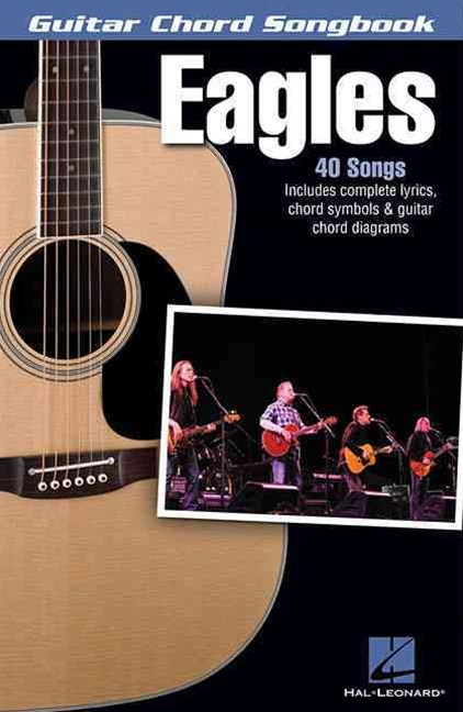 Eagles - Guitar Chord Songbook