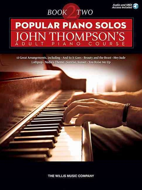 Popular Piano Solos - John Thompson's