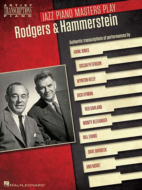 Jazz Piano Masters Play Rodgers and Hammerstein