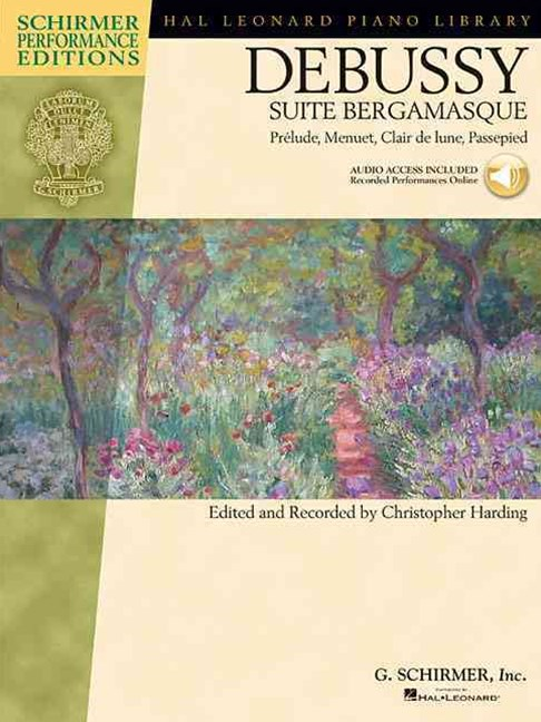 Suite Bergamasque - Piano - Schirmer Performance Editions