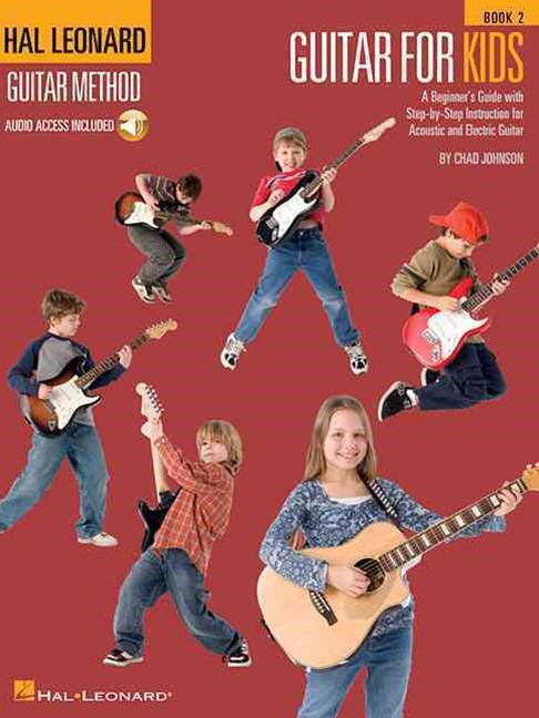 Guitar for Kids - Book 2