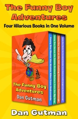 (ebook) The Funny Boy Adventures