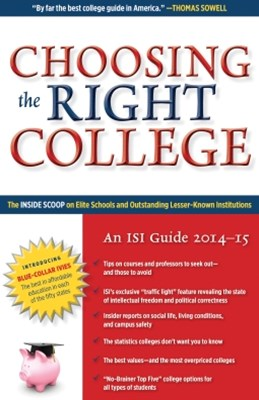 (ebook) Choosing the Right College 2014–15
