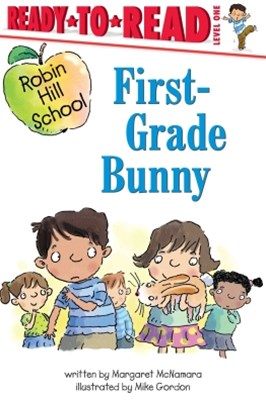 (ebook) First-Grade Bunny