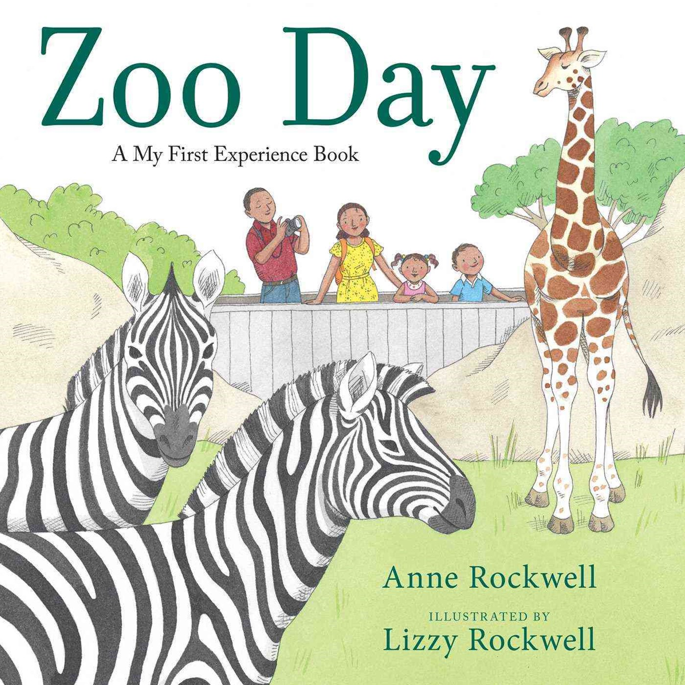 My First Experience: Zoo Day