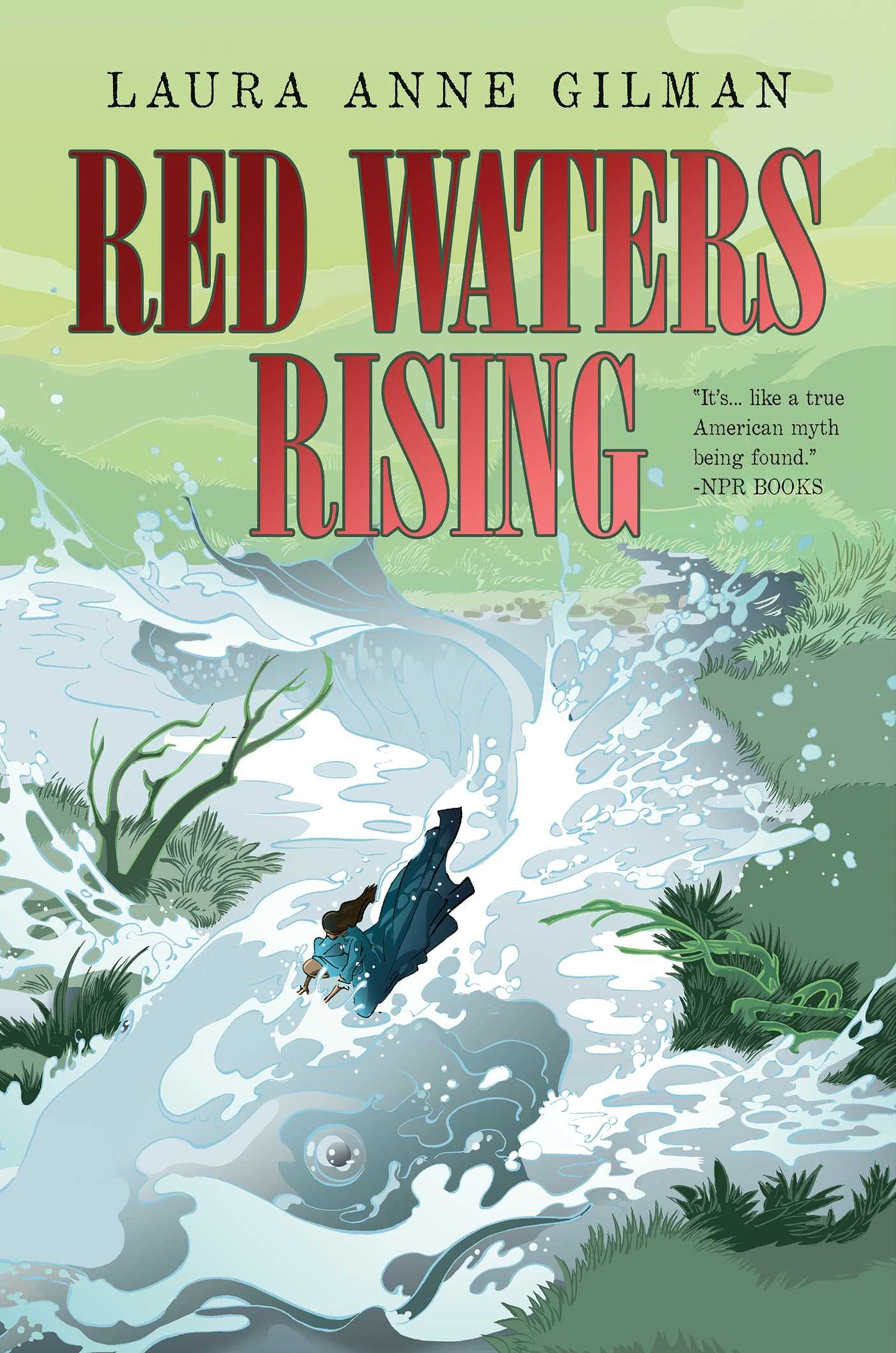 Devil's West, The #3 Red Waters Rising