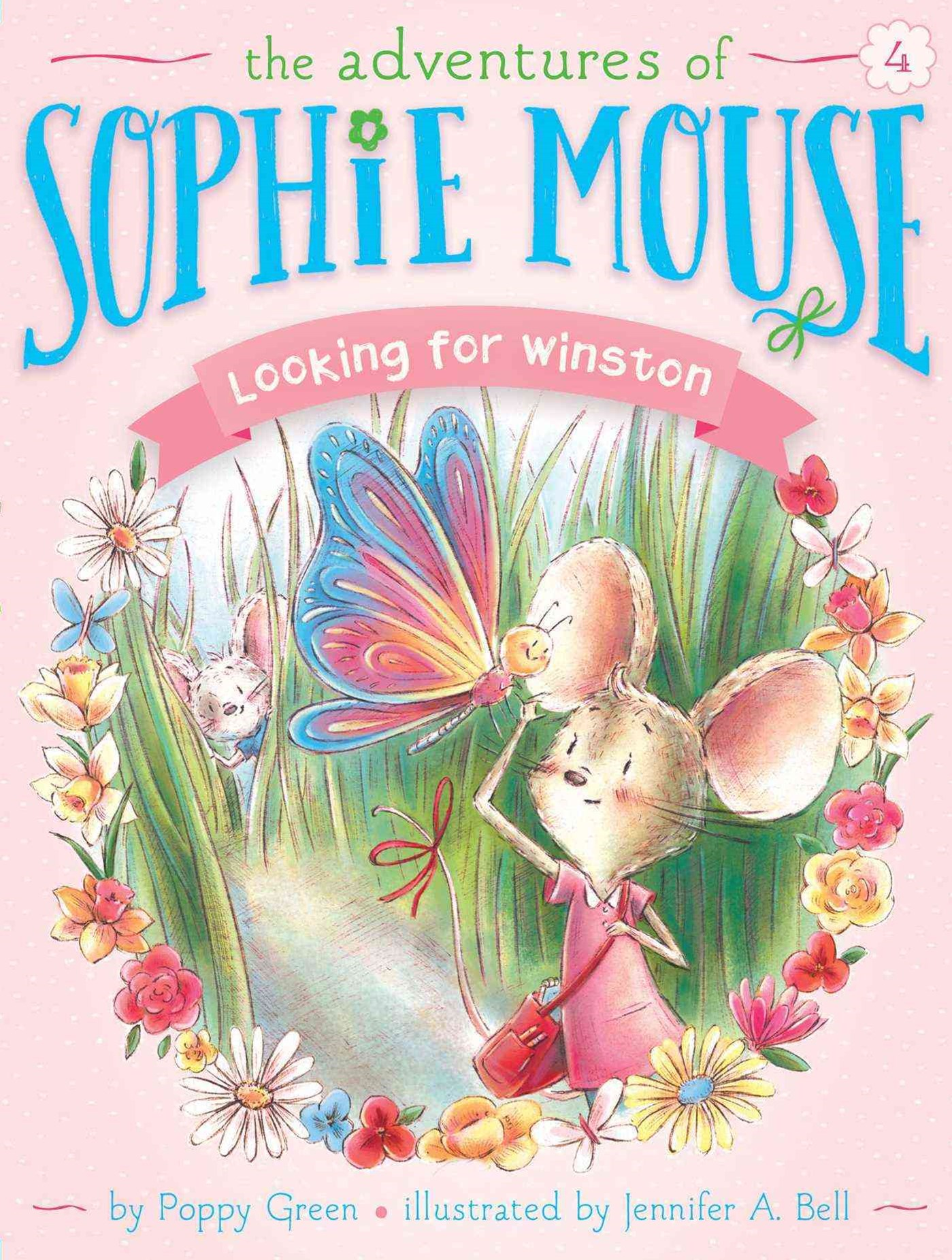 Adventures of Sophie Mouse #4: Looking for Winston