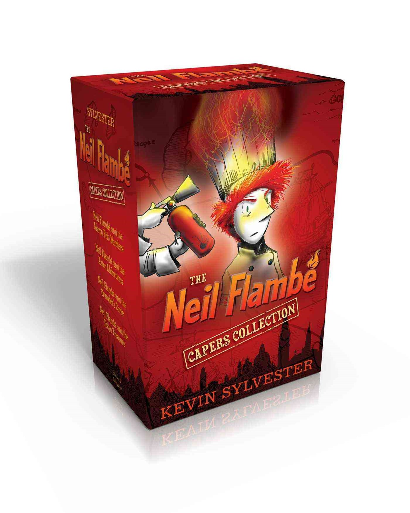 The Neil Flamb+¬ Capers Collection