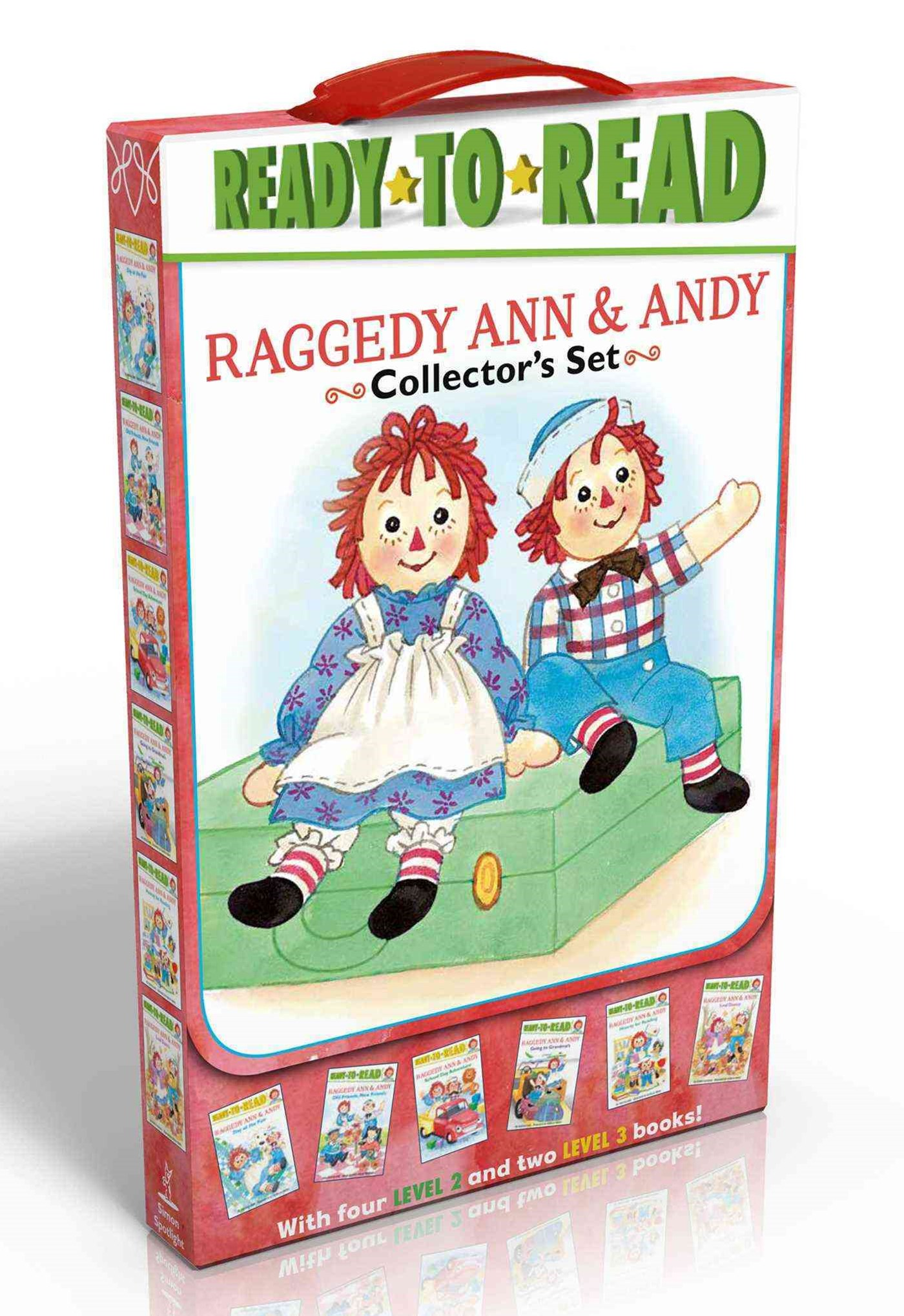 Raggedy Ann and Andy Ready-to-Read Collection