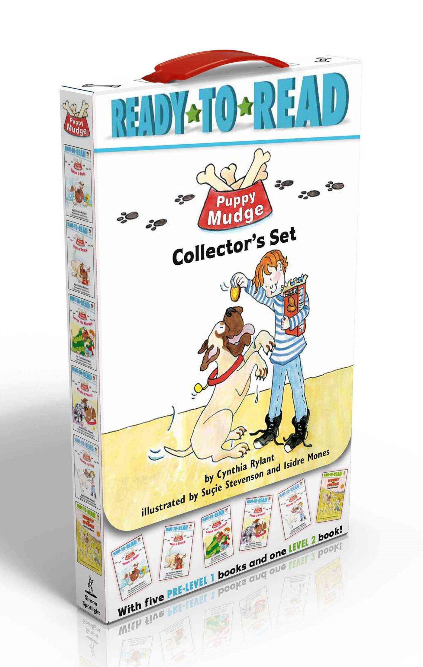 The Puppy Mudge Collector's Set