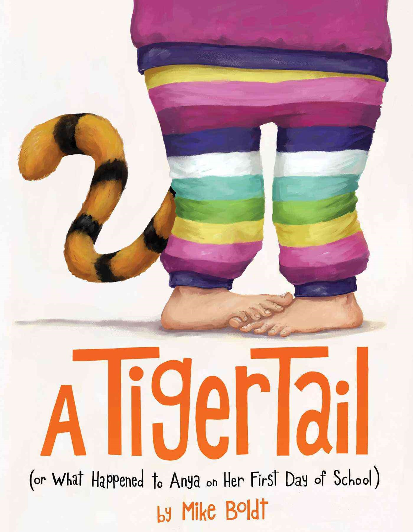 A Tiger Tail: (Or What Happened to Anya on Her First Day of School)