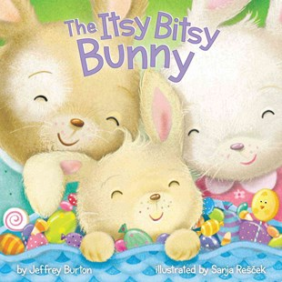 The Itsy Bitsy Bunny - Children's Fiction Early Readers (0-4)