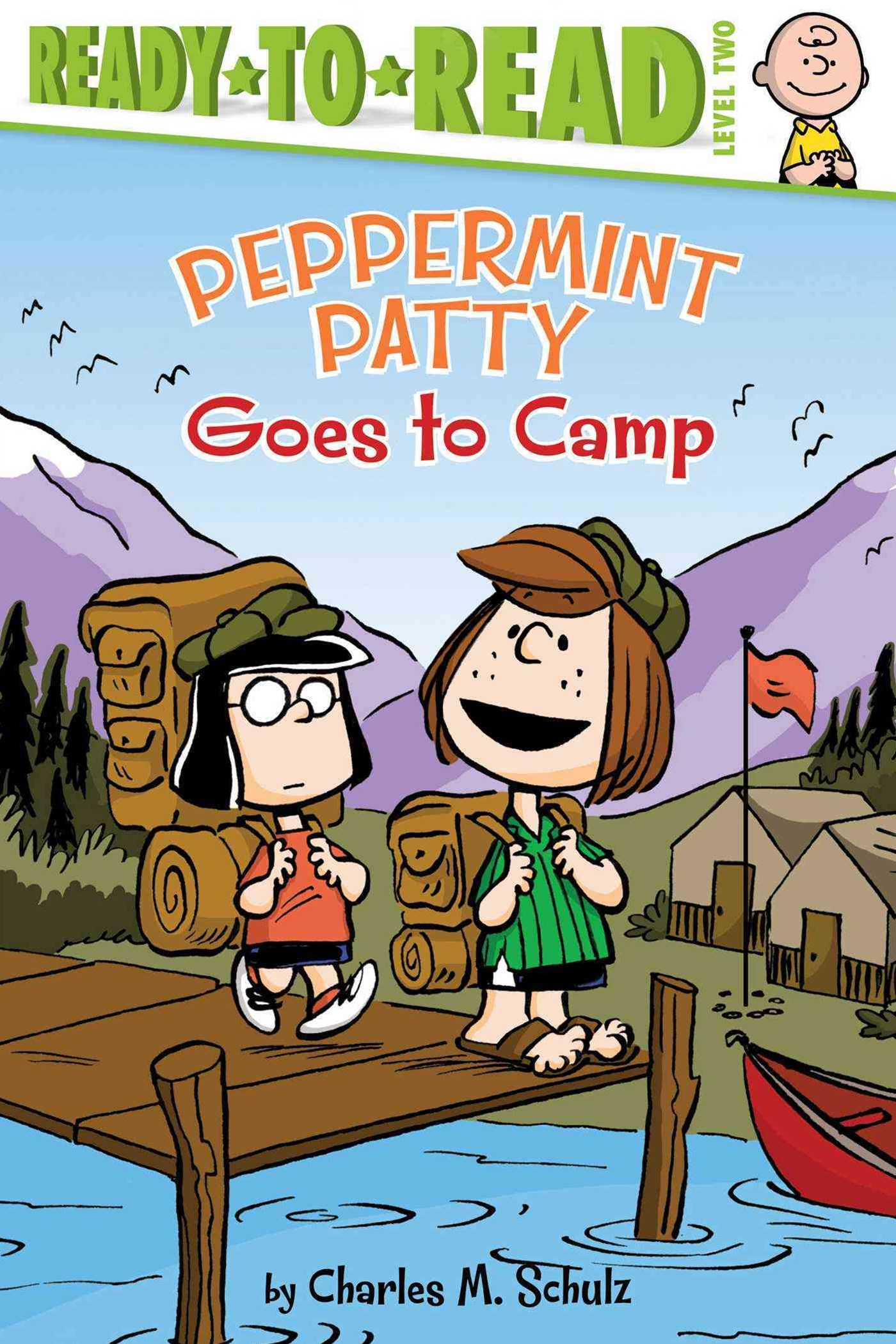 Peppermint Patty Goes to Camp