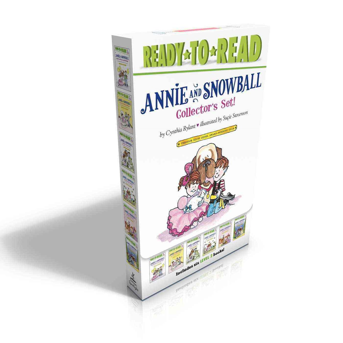 Annie and Snowball Collector's Set