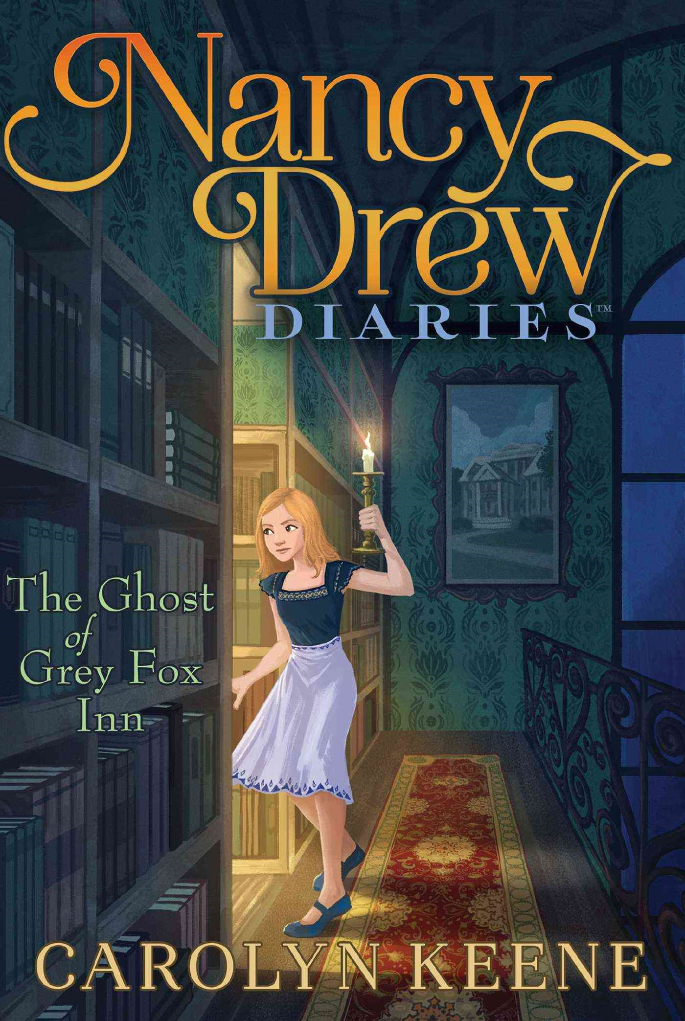 Nancy Drew Diaries #13: The Ghost of Grey Fox Inn