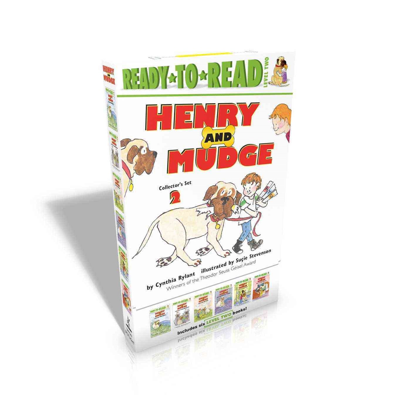 Henry and Mudge Collector's Set #2