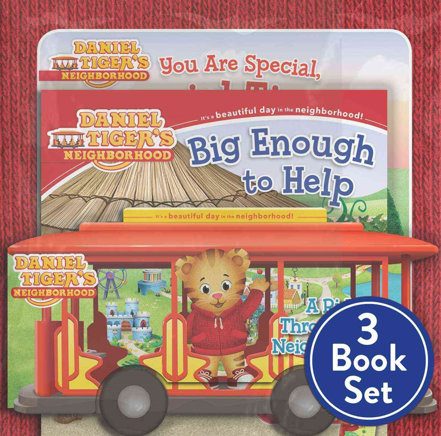 Daniel Tiger Shrink-Wrapped Pack #2