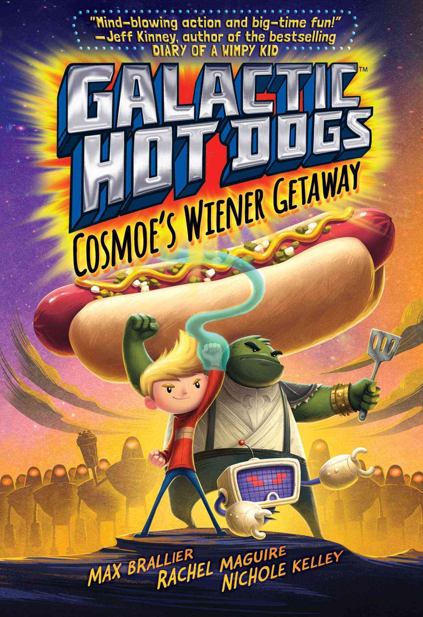 Galactic Hot Dogs 1