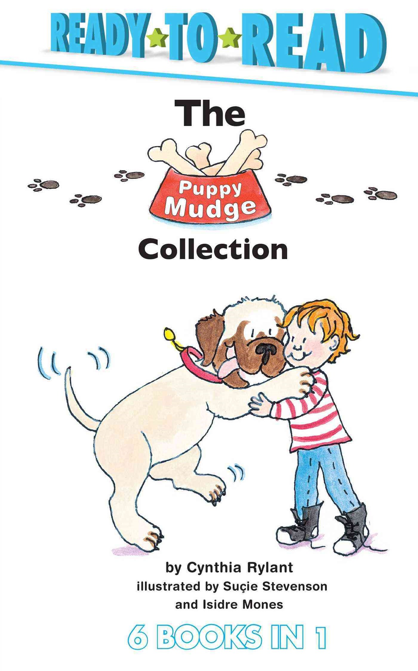 The Puppy Mudge Ready-to-Read Collection