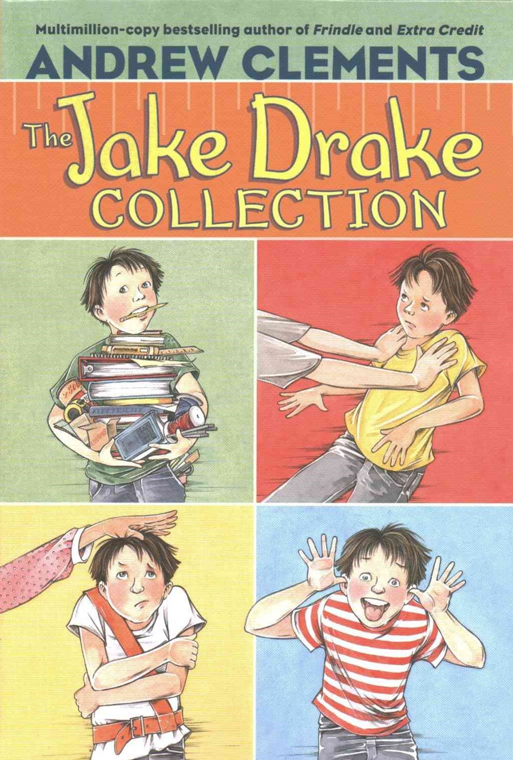 Jake Drake Boxed Set
