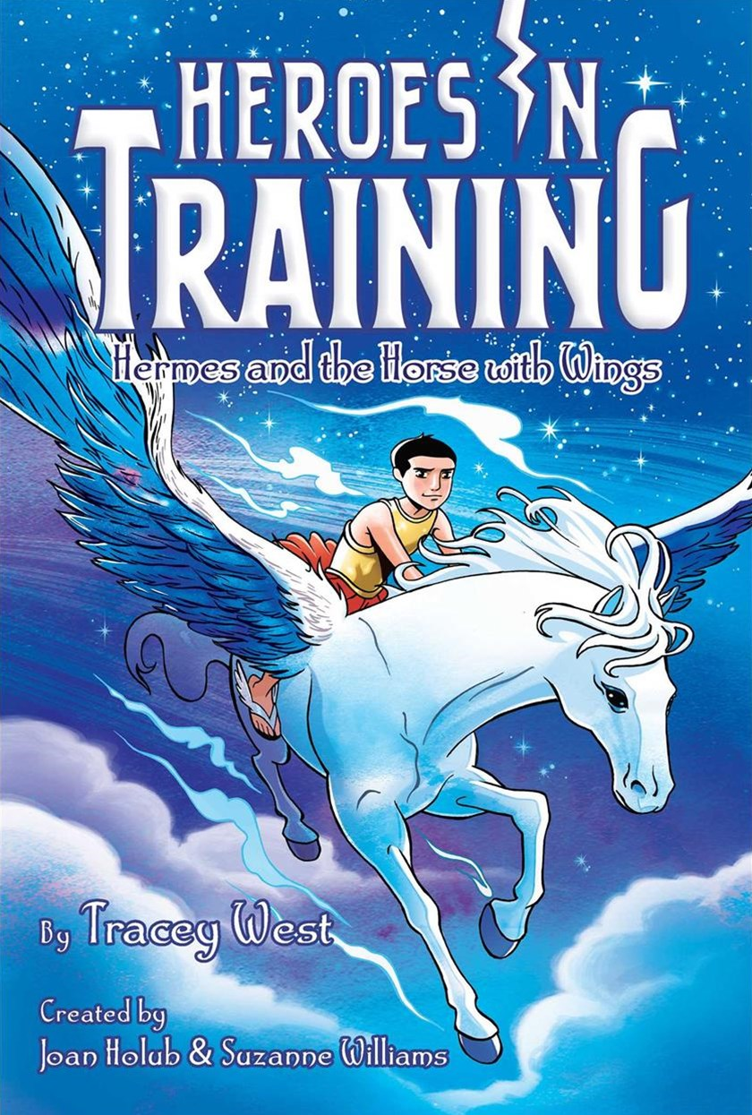 HIT #13: Hermes and the Horse with Wings