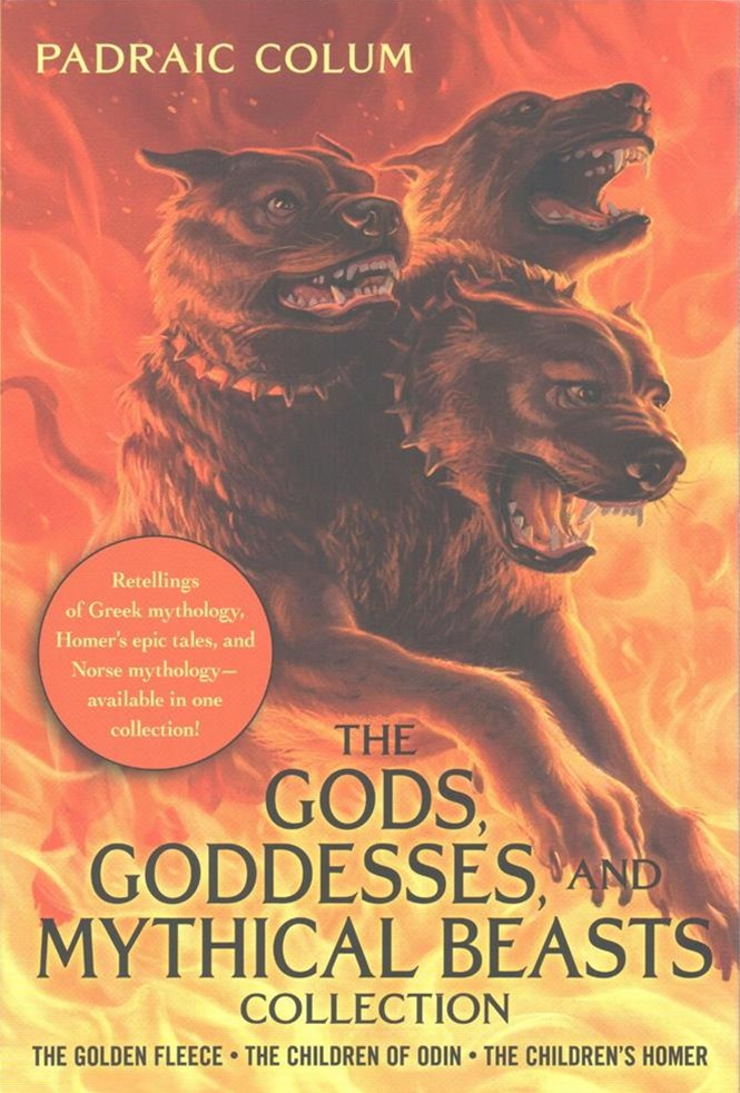 The Gods, Goddesses, and Mythical Beasts Collection