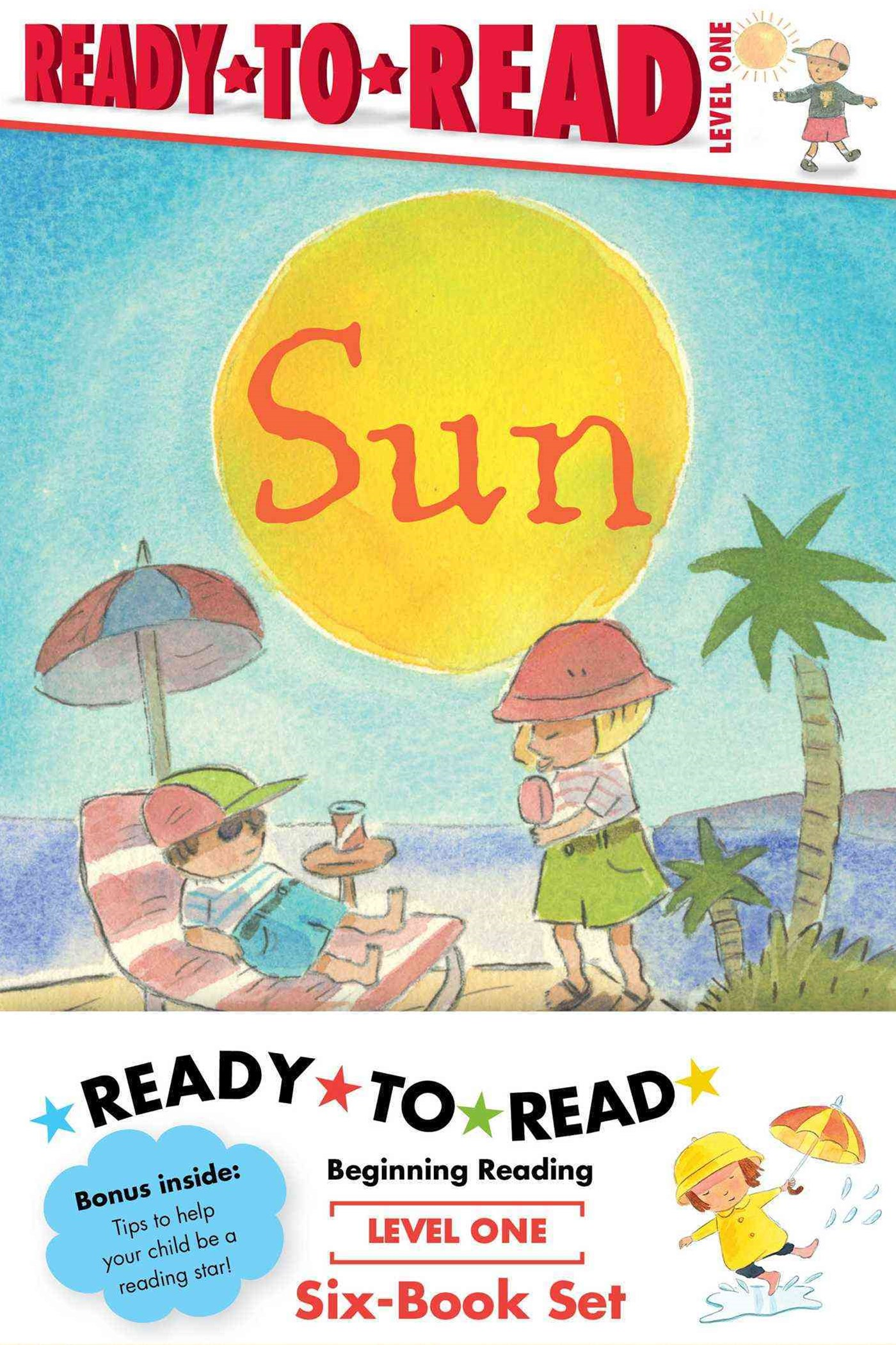 Weather Ready-To-Read Value Pack