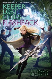 Flashback by Shannon Messenger (9781481497435) - HardCover - Children's Fiction Older Readers (8-10)