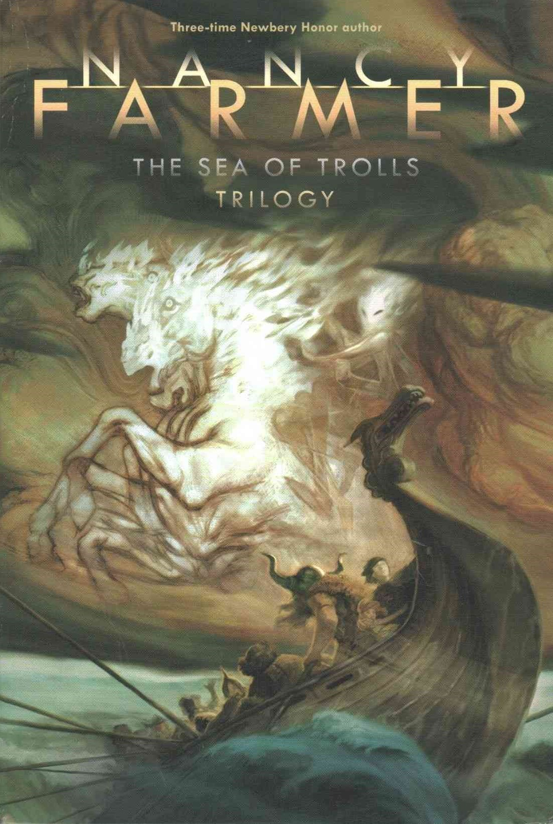 The Sea of Trolls Trilogy