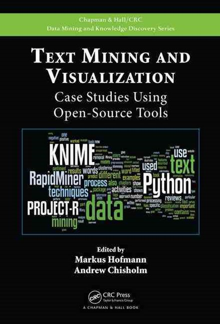 Text Mining, Web Mining, and Visualization Use Cases Using Open Source Tools