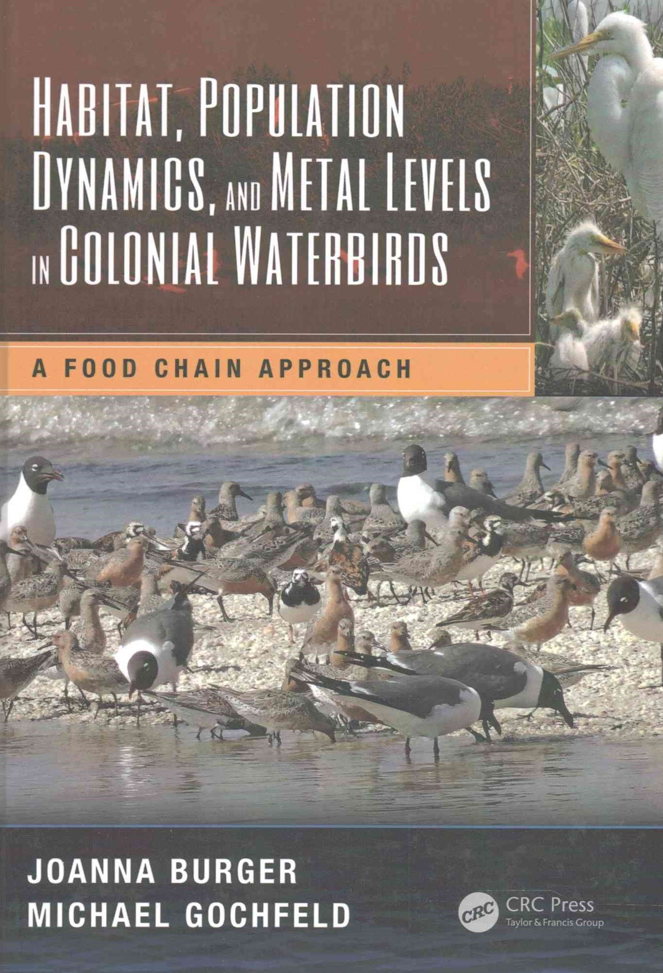 Population Dynamics and Metal Levels in Waterbirds