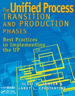 (ebook) The Unified Process Transition and Production Phases