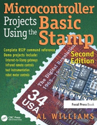 (ebook) Microcontroller Projects Using the Basic Stamp