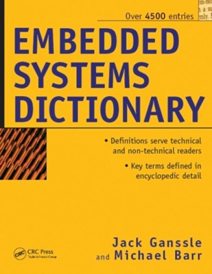 (ebook) Embedded Systems Dictionary