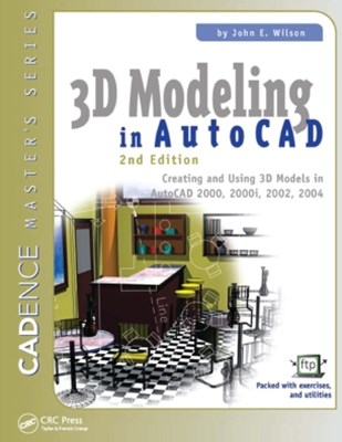 (ebook) 3D Modeling in AutoCAD