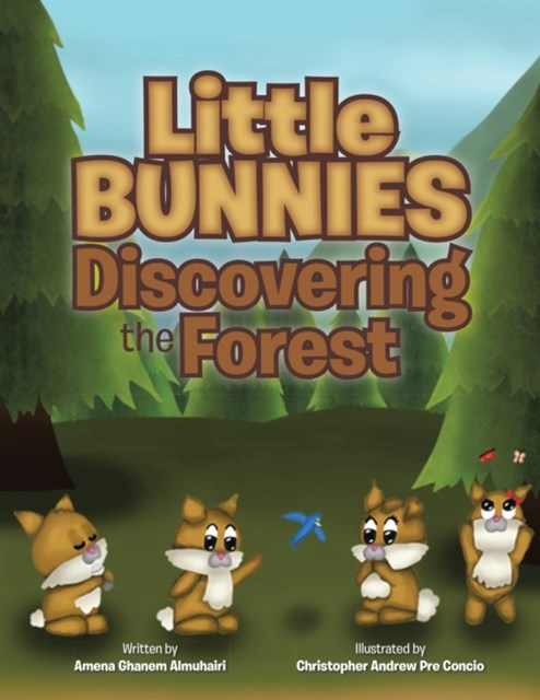 (ebook) Little Bunnies Discovering the Forest