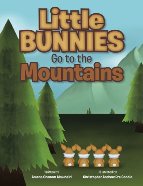 (ebook) Little Bunnies Go to the Mountains
