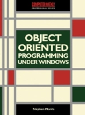 Object-Oriented Programming under Windows