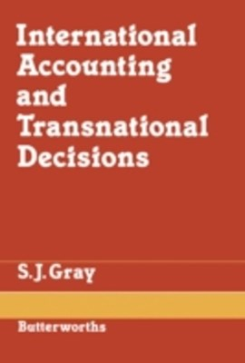 (ebook) International Accounting and Transnational Decisions