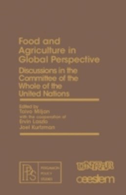 Food and Agriculture in Global Perspective