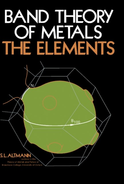 (ebook) Band Theory of Metals