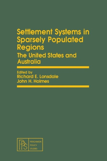 Settlement Systems in Sparsely Populated Regions