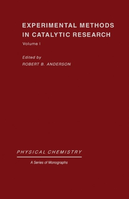 Experimental Methods in Catalytic Research