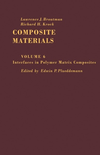 Interfaces in Polymer Matrix Composites
