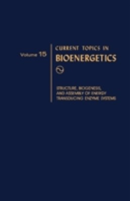 Current Topics in Bioenergetics